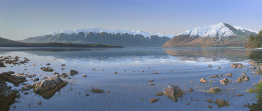 Early Morning - Lake Rotoiti