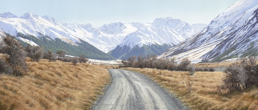 Winter's Journey - Ahuriri Valley